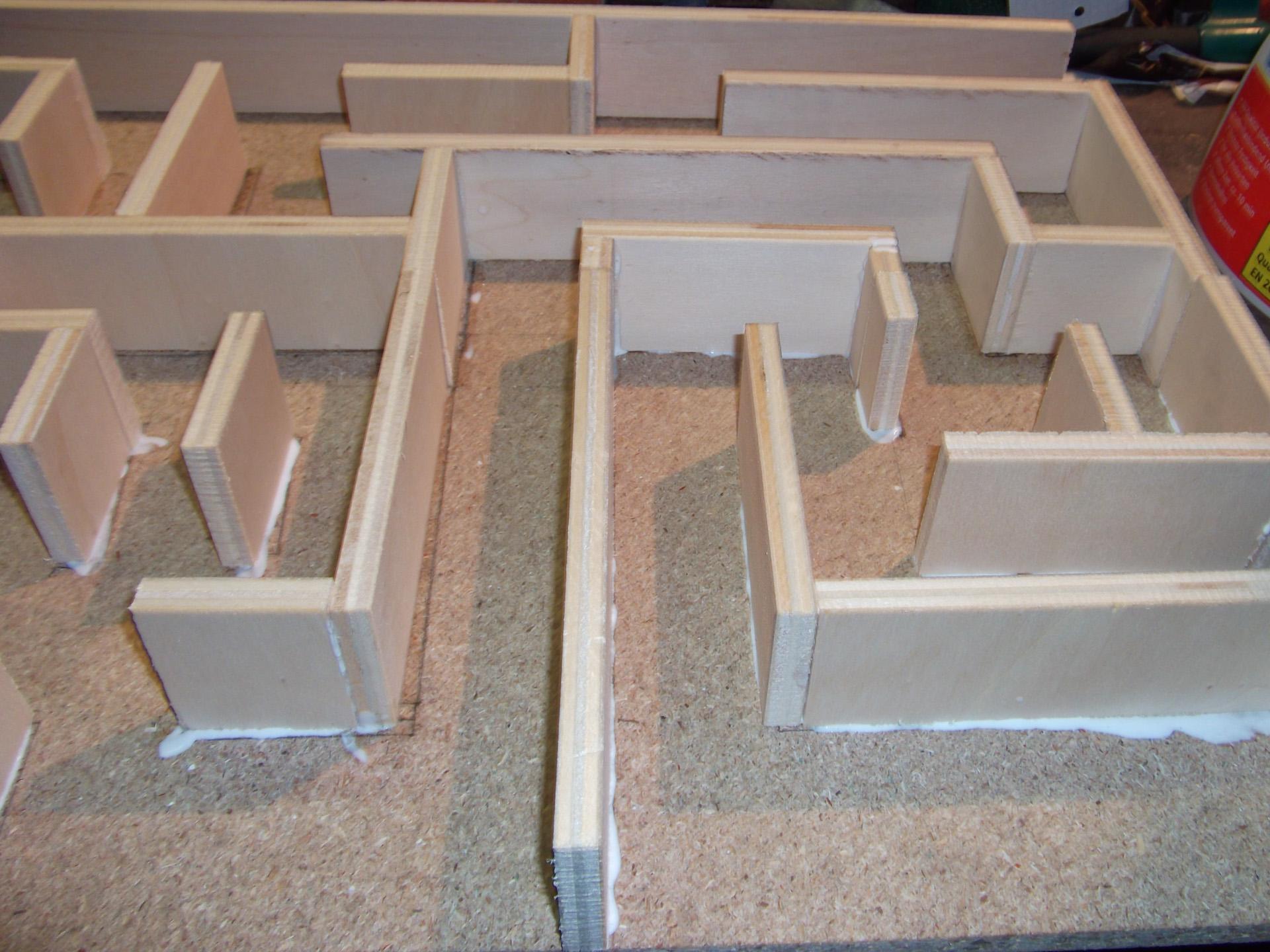 rennmaus labyrinth selber bauen m usenews m usenews. Black Bedroom Furniture Sets. Home Design Ideas