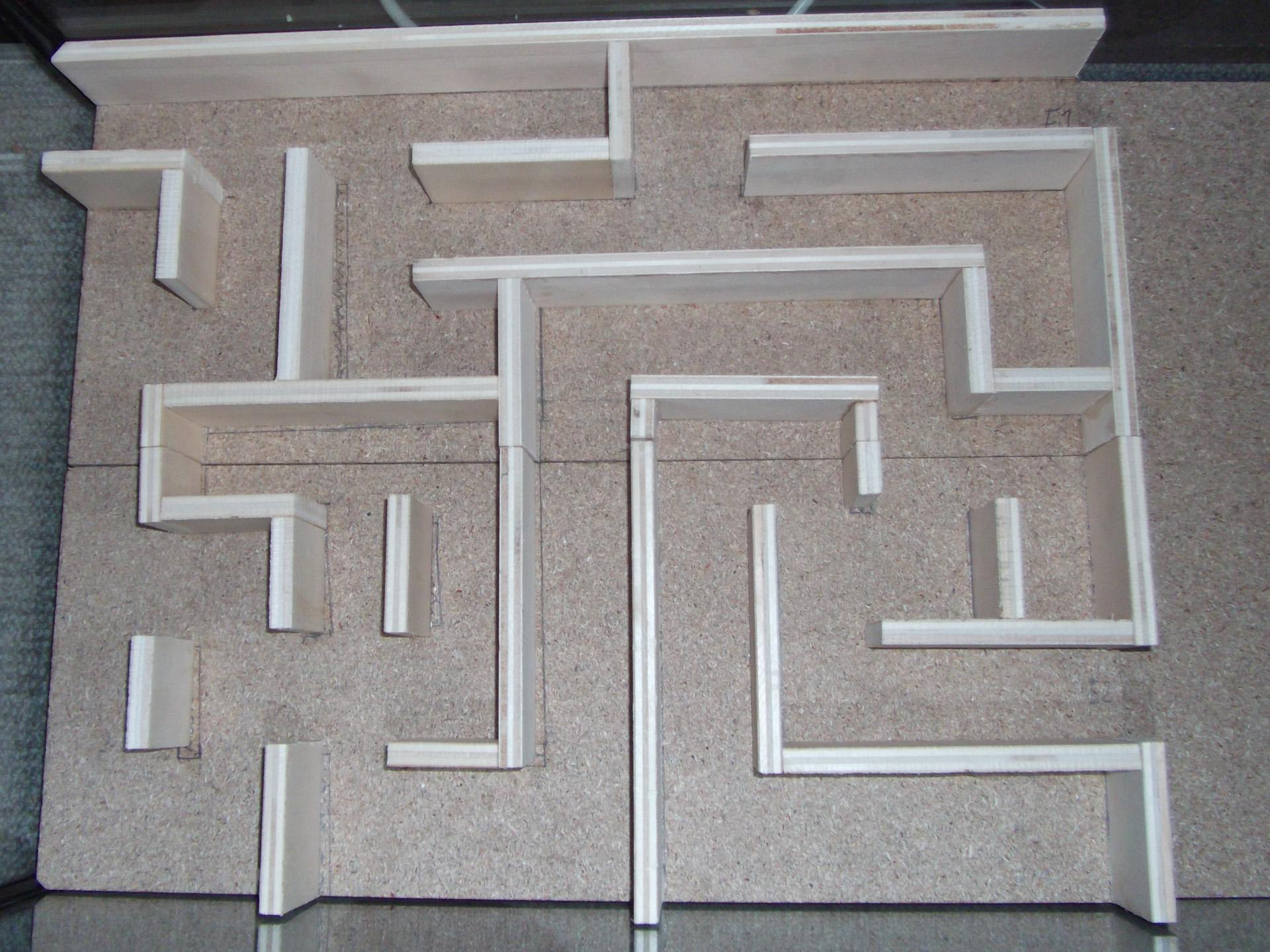Rennmaus labyrinth selber bauen mäusenews
